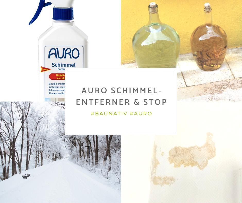 Auro Schimmel Entferner und Schimmel Stop