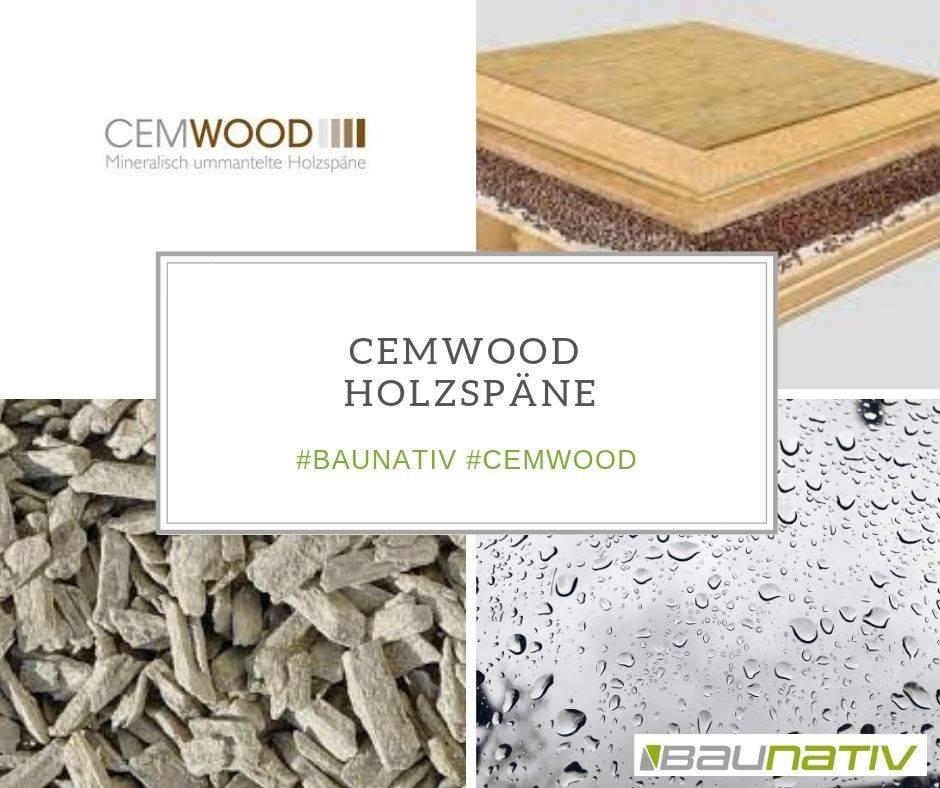 Cemwood Holzspäne