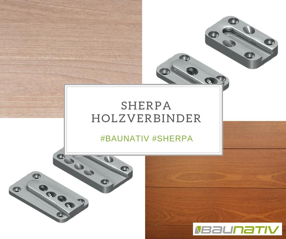 Sherpa Holzverbinder